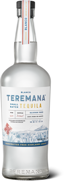 Teremana Small Batch Tequila Blanco, Jalisco, Mexico (375ml)