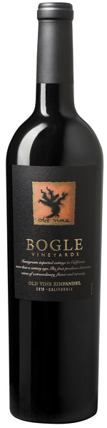 2015 Bogle Vineyards Old Vines Zinfandel, California, USA (750ml)