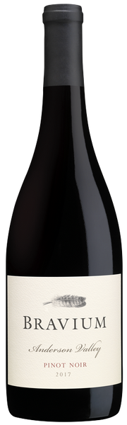 2017 Bravium Anderson Valley Pinot Noir, California, USA (750ml)