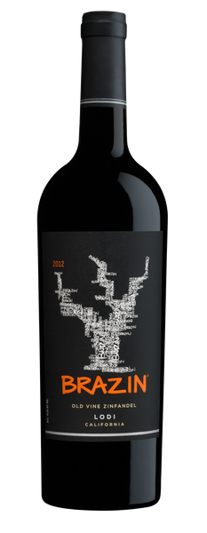 2015 Brazin Cellars 'B' Old Vine Lodi Zinfandel, Central Valley, USA (750ml)