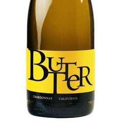 2018 Butter Chardonnay, California, USA (750ml)