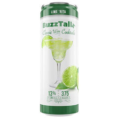 NV BuzzTallz Lime Rita, USA (6 x 4 pk cans, 375ml)