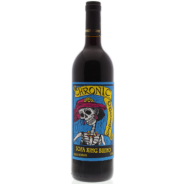 2017 Chronic Cellars Sofa King Bueno, Paso Robles, USA (750ml)