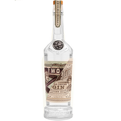 NV Two James Old Cockny Gin (750ml)
