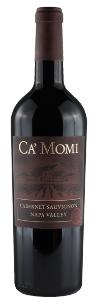 2017 Ca' Momi Cabernet Sauvignon, Napa Valley, USA (750ml)