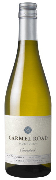 2018 Carmel Road Unoaked Chardonnay, Monterey, USA (750ml)