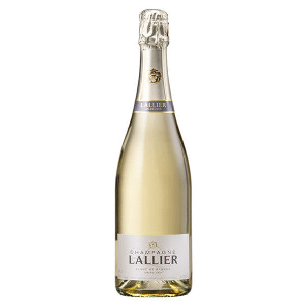 NV Lallier Grand Cru Blanc de Blancs, Champagne, France (750ml)