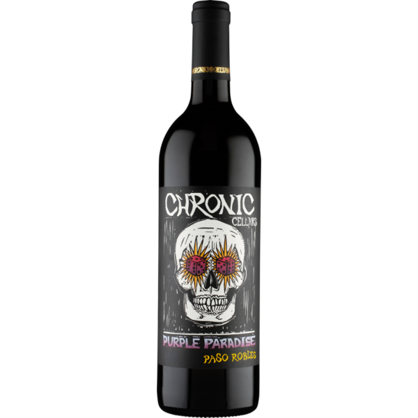 2018 Chronic Cellars Purple Paradise, Paso Robles, USA (750ml)
