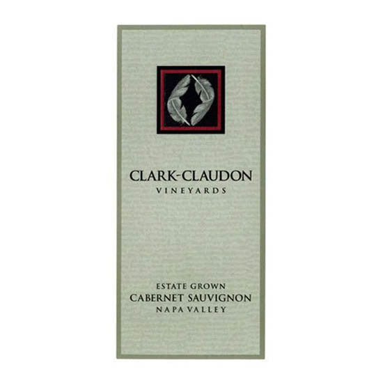 2013 Clark-Claudon Vineyards Estate Cabernet Sauvignon, Napa Valley, USA (750ml)