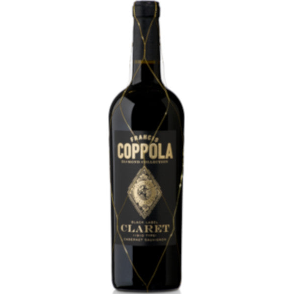 2018 Francis Ford Coppola Diamond Collection Black Label Claret, California, USA (750ml)