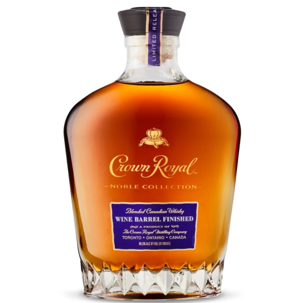 Crown Royal Noble Collection Wine Barrel Finished Blended Whisky, Canada (750 ml)