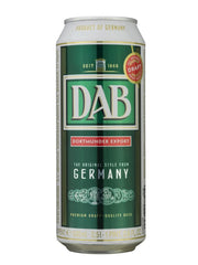 (24pk cans)-DAB Original Pilsner Beer, Germany (500ml)