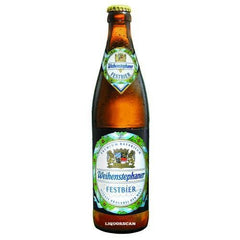 6pk-2019 Weihenstephaner Festbier Beer, Germany (330ml)