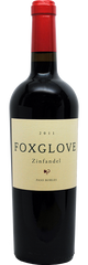 2016 Foxglove Zinfandel, Paso Robles, USA (750ml)