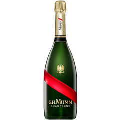 NV G.H. Mumm Grand Cordon Brut, Champagne, France (750ml)
