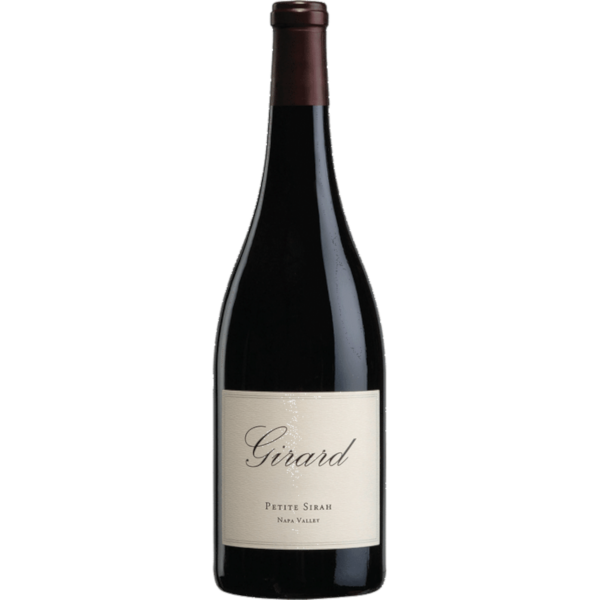 2017 Girard Petite Sirah, Napa Valley, USA (750ml)