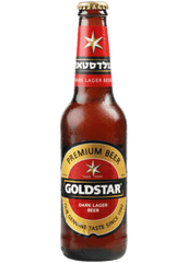 24pk-Goldstar Lager Beer, Israel (330ml)