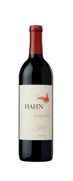 2017 Hahn Winery Merlot, Central Coast, USA (750ml)