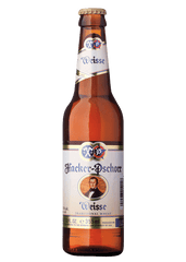 12pk-Hacker Pschorr Weisse Wheat Beer, Germany (330ml)