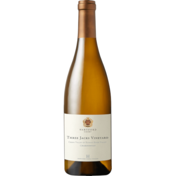 2014 Hartford Family Winery Hartford Court Three Jacks Vineyard Chardonnay, Russian River Valley, USA (750ml)