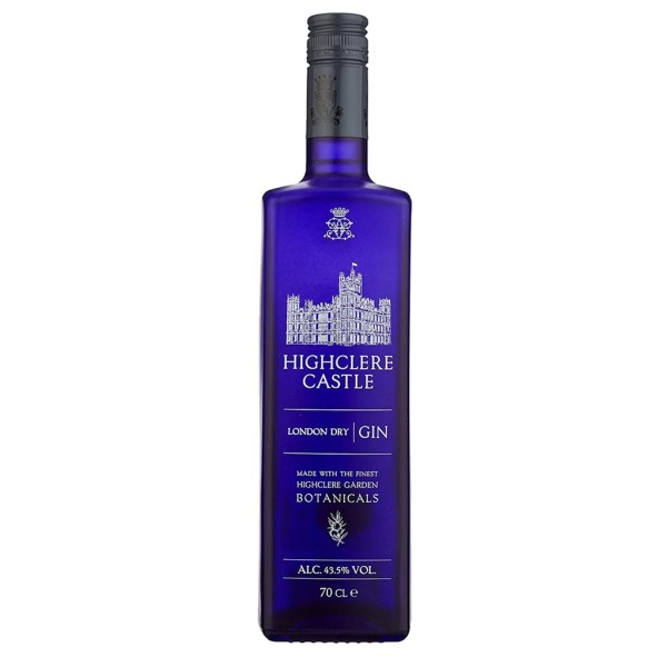 Highclere Castle London Dry Gin, England (750ml)