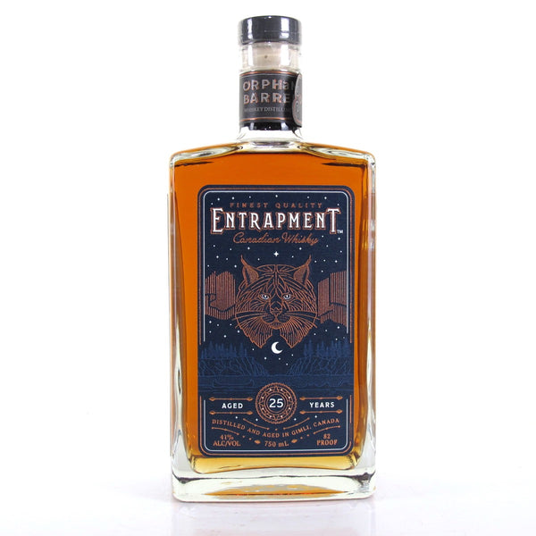 Orphan Barrel Entrapment 25 Year Canadian Whiskey (750ml)