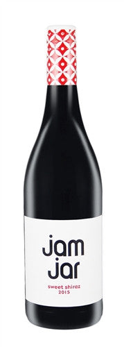 2015 Jam Jar Sweet Shiraz, Western Cape, South Africa (750ml)