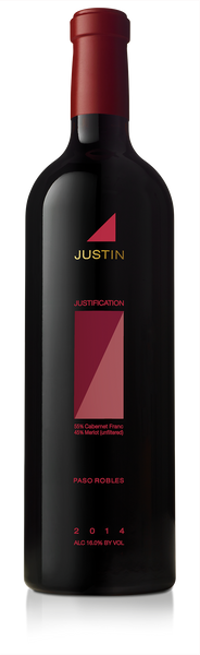 2014 Justin Vineyards & Winery 'Justification', Paso Robles, USA (750ml)