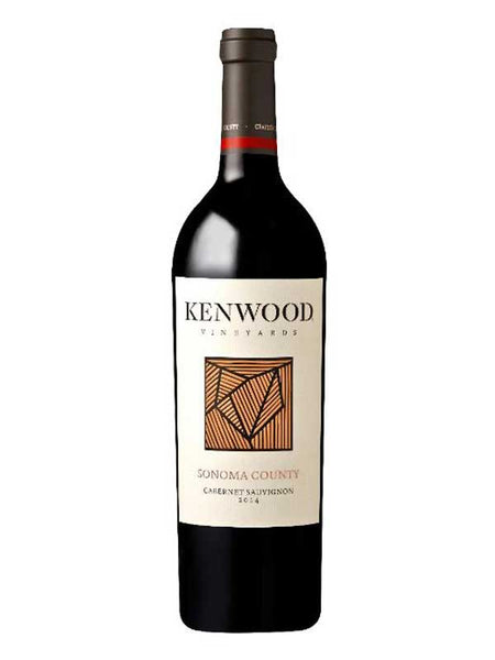 2014 Kenwood Vineyards Sonoma County Cabernet Sauvignon, California, USA (750ml)