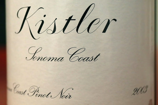 2012 Kistler Vineyards 'Kistler Vineyard' Sonoma Coast Pinot Noir, California, USA (750ml)