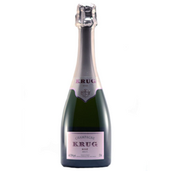 NV Krug Rose Brut, Champagne, France (375ml HALF BOTTLE)