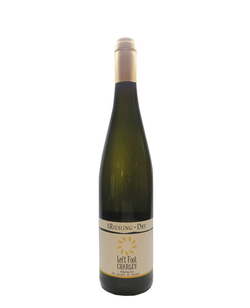 2012 Left Foot Charley Dry Riesling, Old Mission Peninsula, USA (750ml)