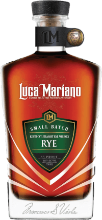Luca Mariano Small Batch Rye, Kentucky, USA (750ml)