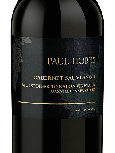 2015 Paul Hobbs Beckstoffer To Kalon Vineyard Cabernet Sauvignon, Oakville, USA (750ml)