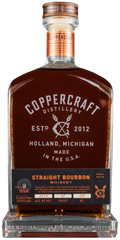 Coppercraft Straight Bourbon Whiskey, USA (750 ml)
