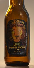 24pk-Lion Coffee Stout Beer, Sri Lanka (330ml)