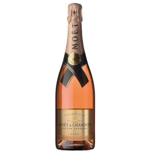 Nv Moet Chandon Nectar Imperial Rose Champagne France 750ml Woods Wholesale Wine