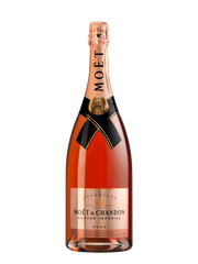 NV Moet & Chandon Nectar Imperial Rose, Champagne, France (6L Imperial)