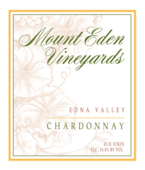 2015 Mount Eden Vineyards Old Vines Chardonnay, Edna Valley, USA (750ml)