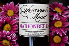 Schramm's Marionberry Mead, Michigan, USA (375ml) HALF BOTTLE