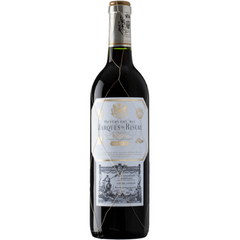 2015 Marques de Riscal Reserva, Rioja DOCa, Spain (750 mL)
