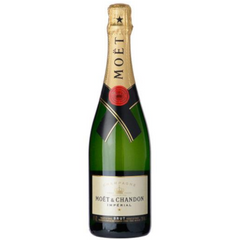 NV Moet & Chandon Brut, Champagne, France (750ml)