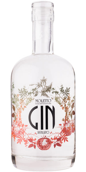 Moletto Gin, Italy (750 mL)