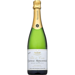 NV Chateau Moncontour Vouvray Methode Traditionnelle 'Tete de Cuvee' Brut, Loire, France (750ml)