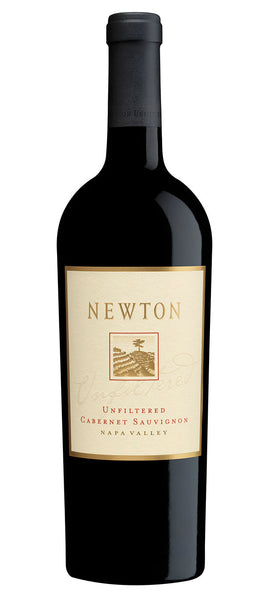 2014 Newton Vineyard Unfiltered Cabernet Sauvignon, Napa Valley, USA (750ml)