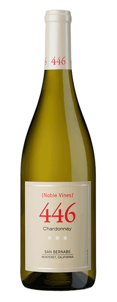 2015 Noble Vines 446 Single Vineyard Chardonnay, Monterey, USA (750ml)