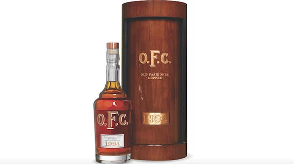 1994 Buffalo Trace Distillery O.F.C. Old Fashioned Copper Bourbon Whiskey, Kentucky, USA (750ml