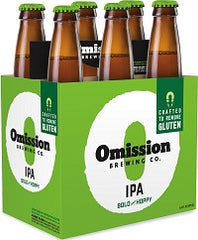 6pk-Omission India Pale Ale Beer, Oregon, USA (12oz)