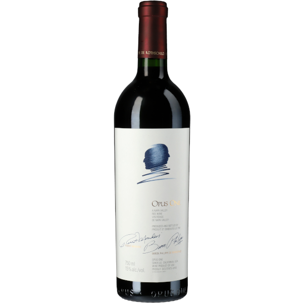 2017 Opus One Red Wine, Napa Valley, USA (375ml) HALF BOTTLE