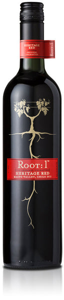 2016 Root 1 Heritage Red, Maipo Valley, Chile (750ml)
